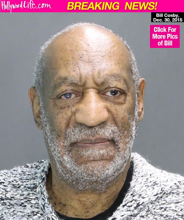 Bill Cosby Arrest: See His Mugshot After Being Charged With Aggravated SexualAssault