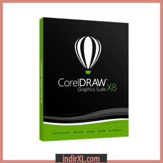 CorelDRAW Graphics Suite X8 Full indir Türkçe 64bit ve 32