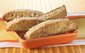 Biscotti de Naranja y Almendra