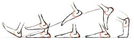 Project #4 Walk Cycle: Foot Loop