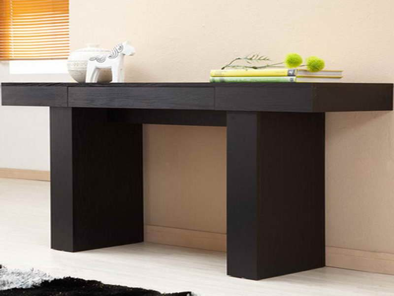 Marvelous Extra Long Console Table For More Decoration Space