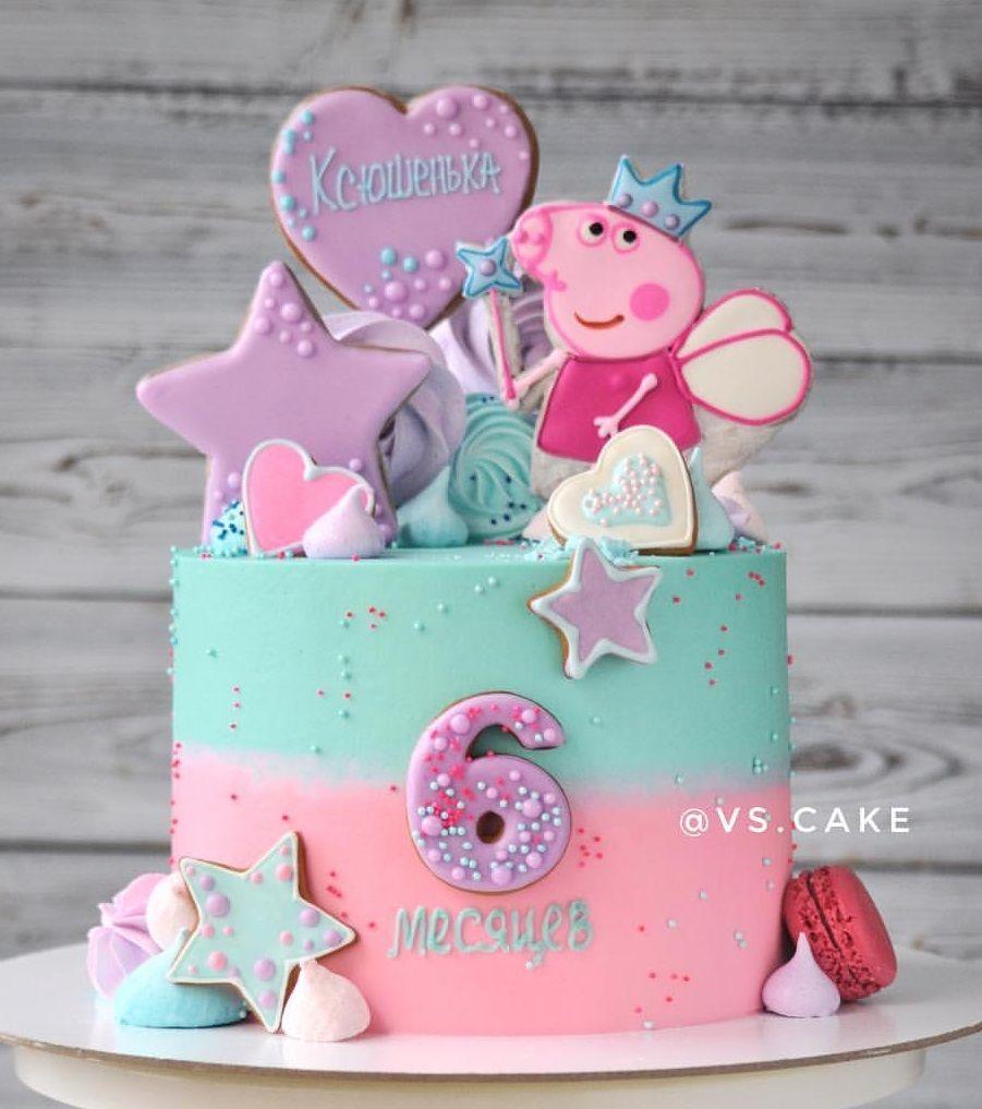 Pin By Paula Rumin On Cake Ideas Peppa Pig Birthday Cake Pig Birthday Cakes Peppa Pig Birthday Party