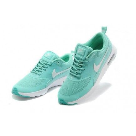 finest selection 81452 c79d0 Nike Air Max Thea Womens Mint Green White