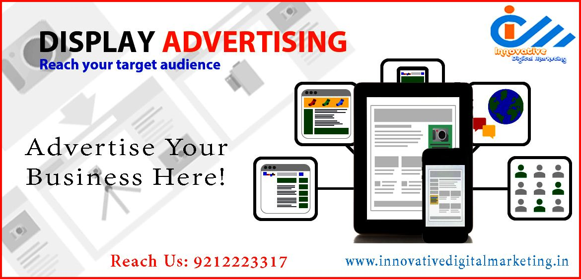 Display Advertising Reach Your Target Audience Let S Advertise Your Business Here Wi Website Development Company Web Development Company