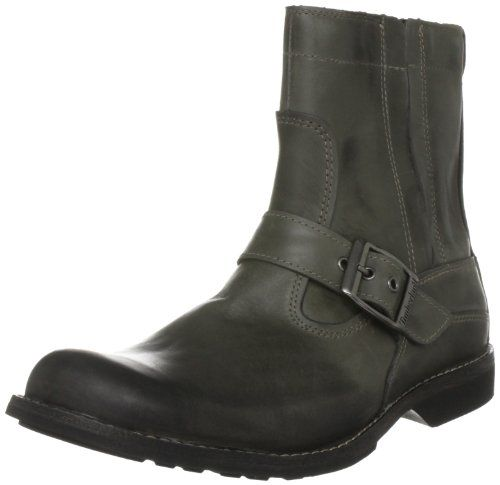 Timberland Men's Earthkeeper City Side Zip Buckle Boot