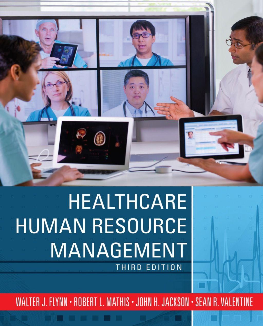 Healthcare Human Resource Management (eBook Rental