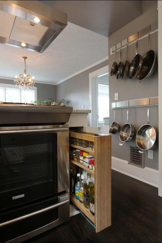 organizacion y diseño cocina funcional | Diseño Cocinas | Pinterest ...