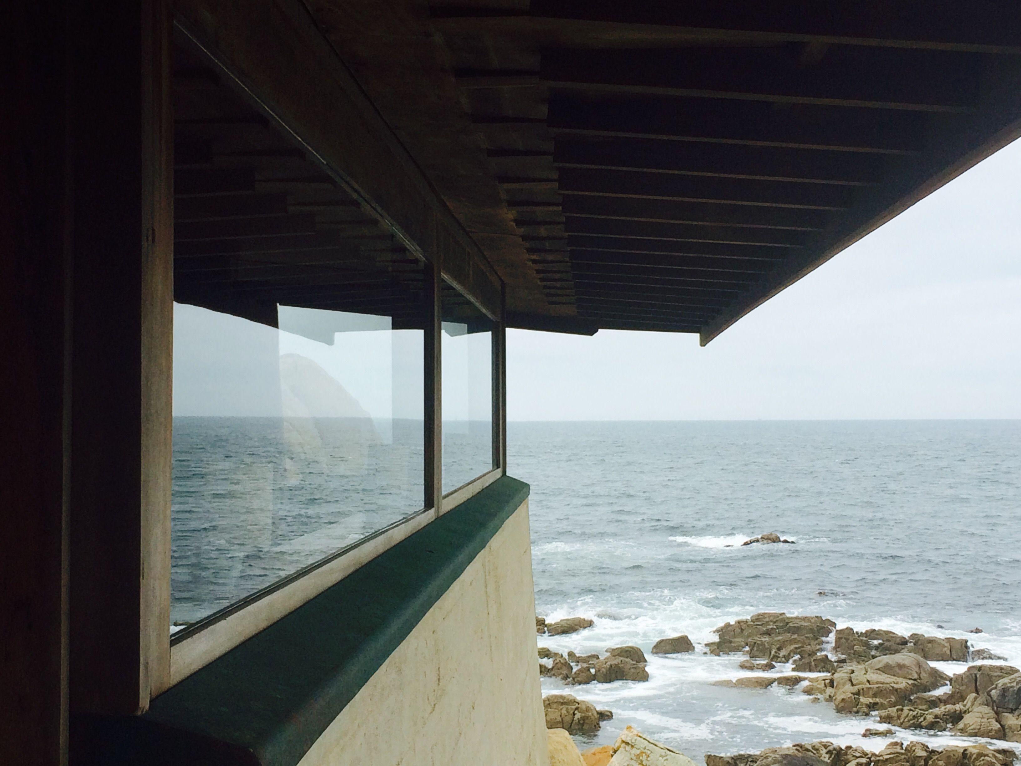 Casa de Chá da Boa Nova, Leça da Palmeira 1958-63 - Álvaro Siza Vieira