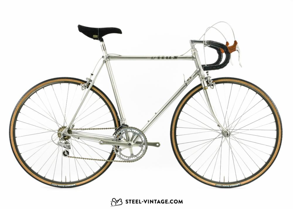 Steel Vintage Bikes Vitus 979 Classic Aluminium Road Bike 1980s