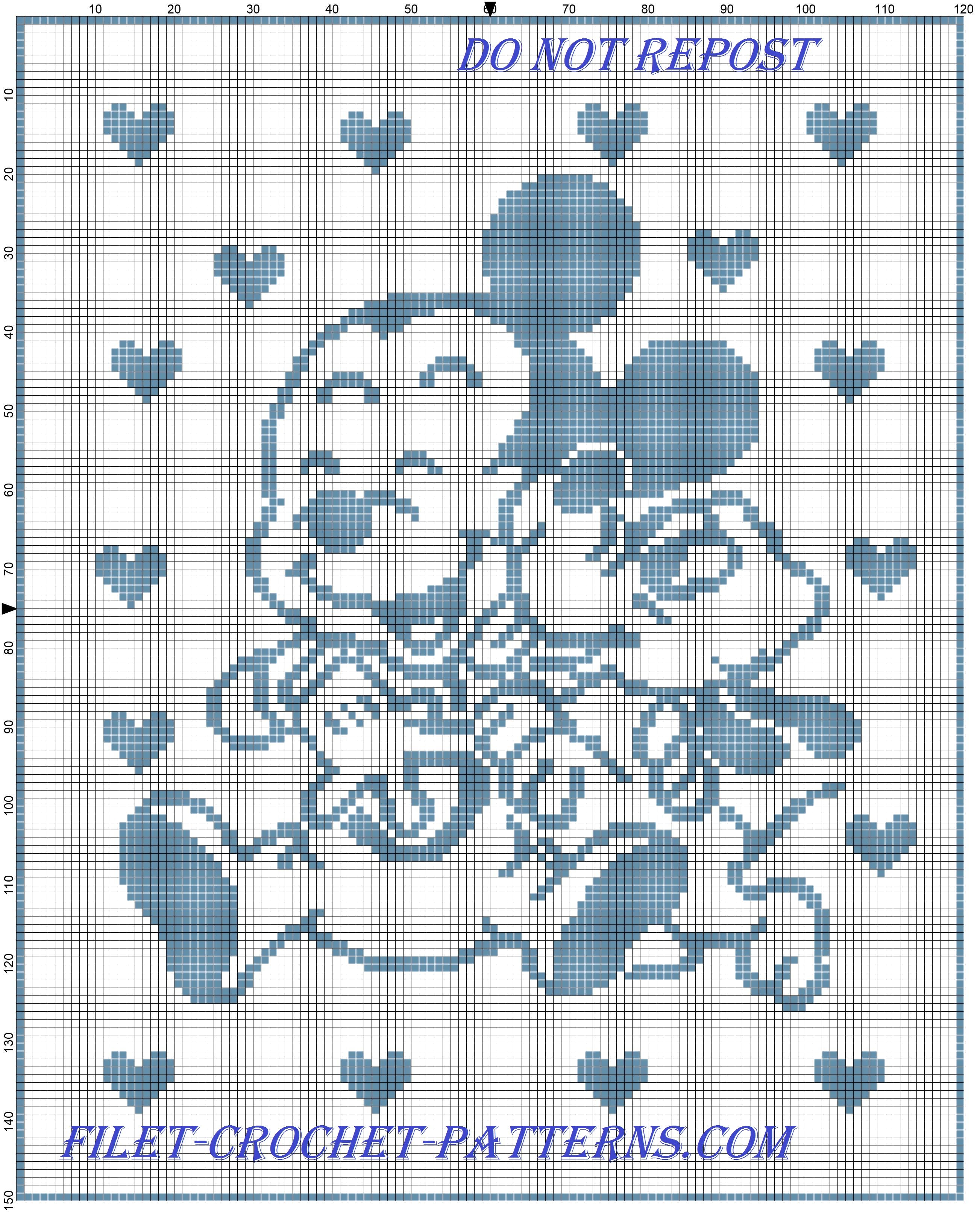 Baby Mickey and Pluto happy baby blanket filet crochet | Filet ...