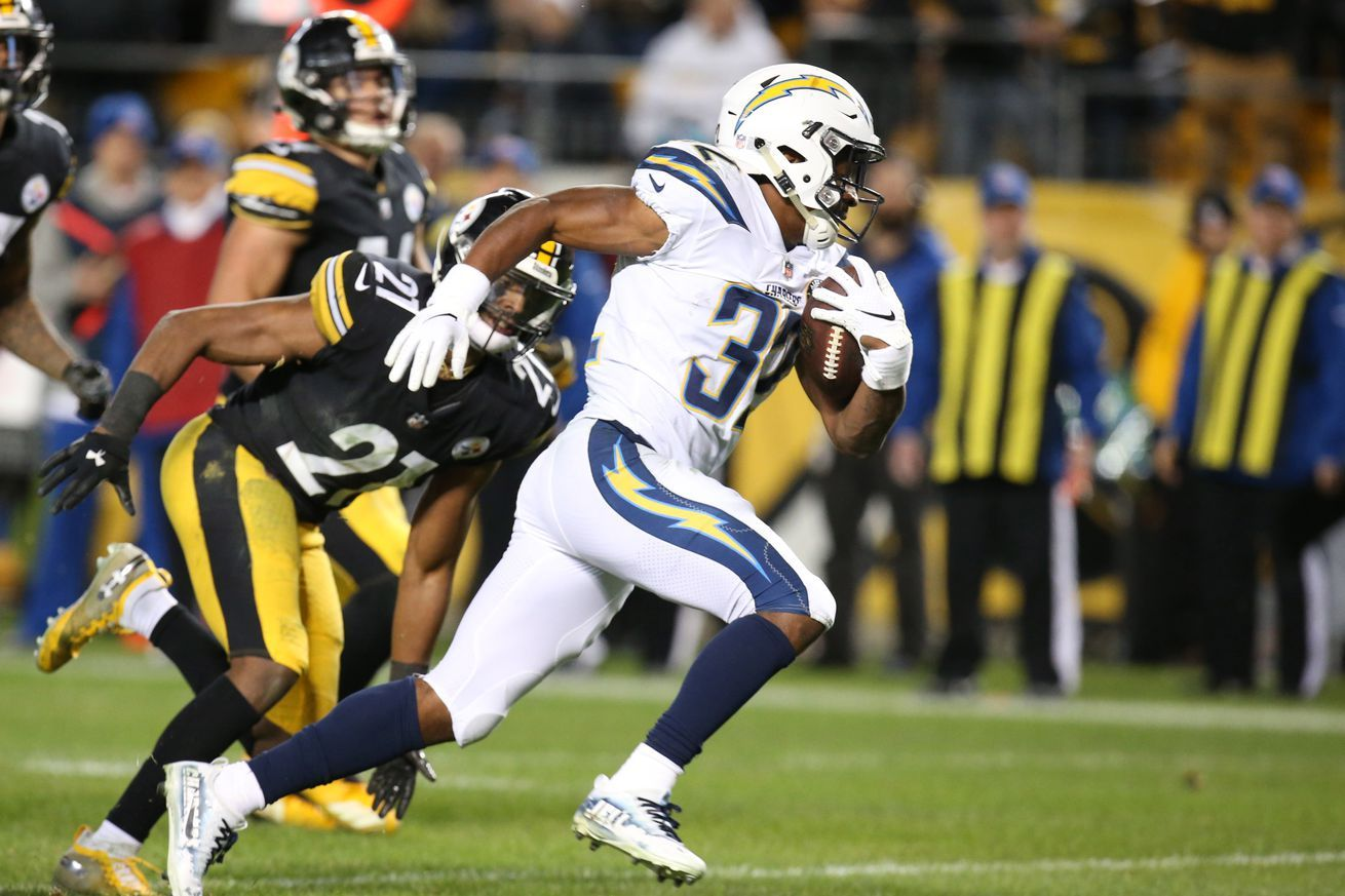 Sunday Night Football thread Chargers vs. Steelers NFL