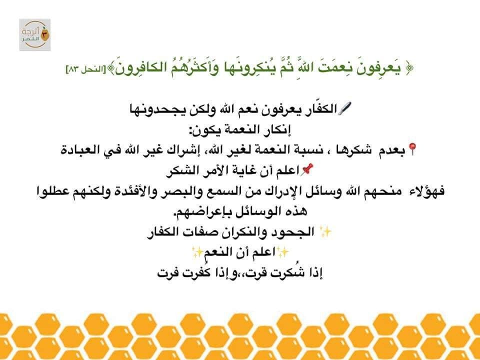 Pin By Iman Yousef On سورة النحل Math Math Equations Sig