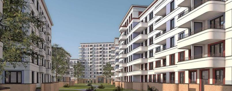 Luxuswohnungen Berlin neubau immobilien berlin quartier an der paulsternstraße 480 neue