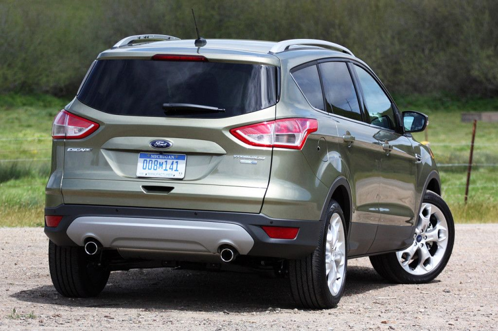 2015 Ford Escape Release Pictures Ford Escape Ford Fast Cars