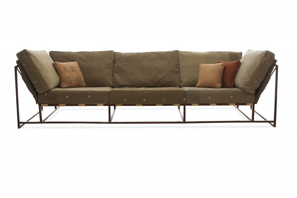 Repurposed Sofa Inheritance By Stephen Kenn Is A Work Of Art Green Home Decor