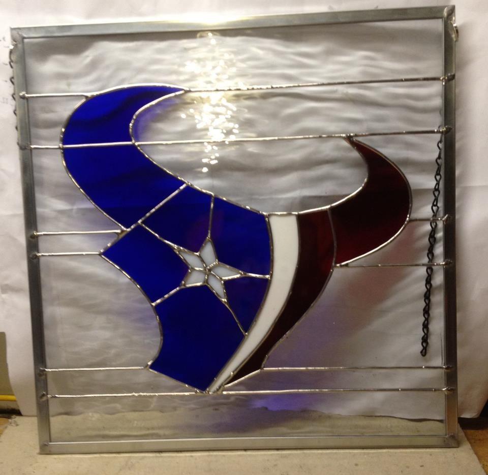 Stainedglassville Forums Houston Texans Football Logo
