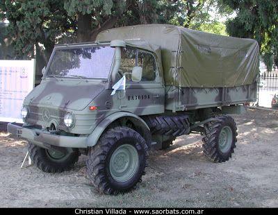 Inmortal Camion Unimog 416 Vehiculos Del Ejercito Ejercito Argentino Camiones