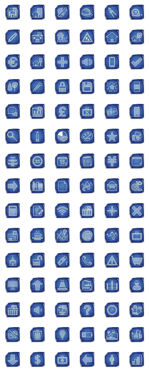 Architecture blueprint icon set 90 icons png 32x32 48x48 architecture blueprint icon set 90 icons png 32x32 48x48 malvernweather Choice Image