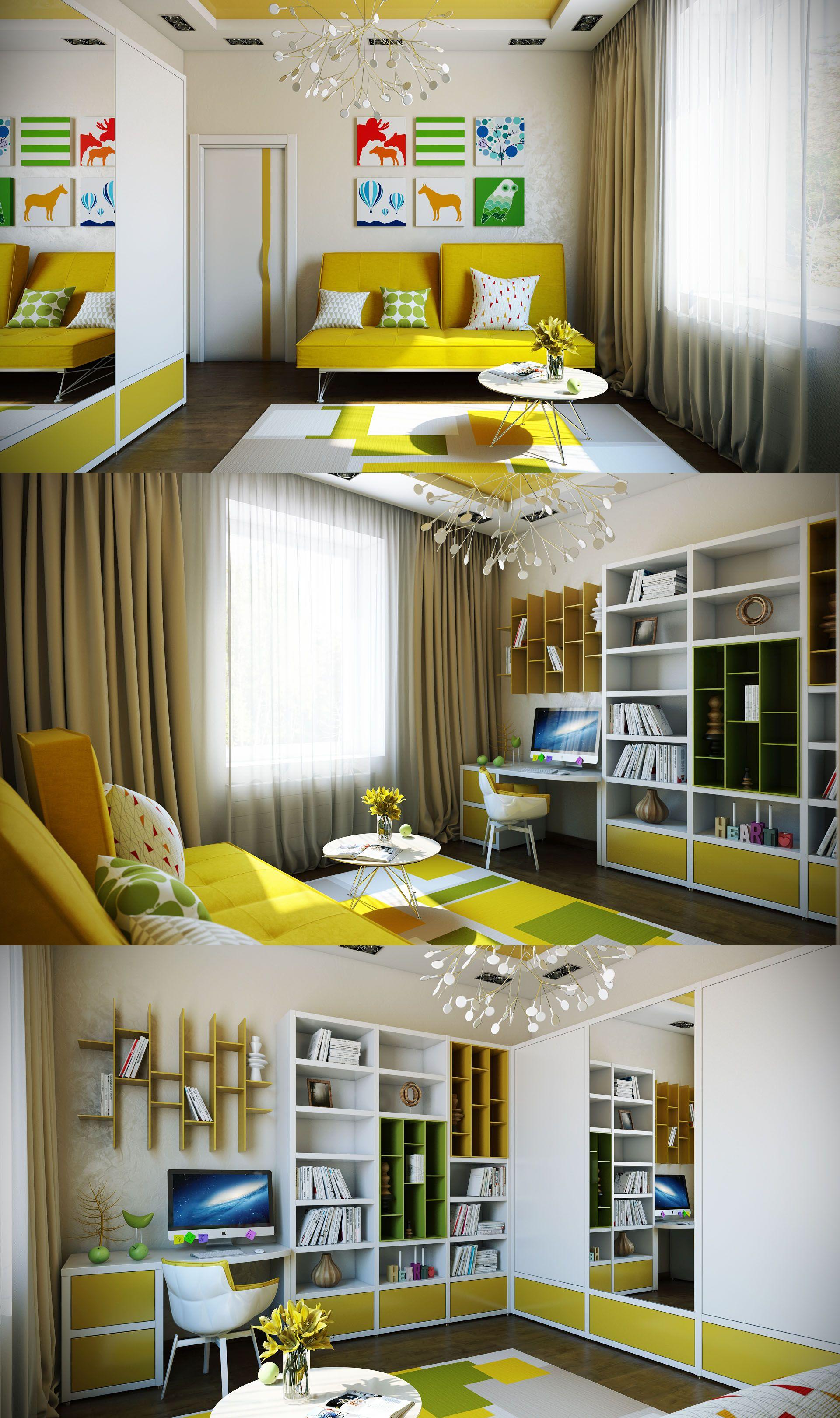 High Quality Casting Color Over Kids Rooms.   Галерея 3ddd.ru