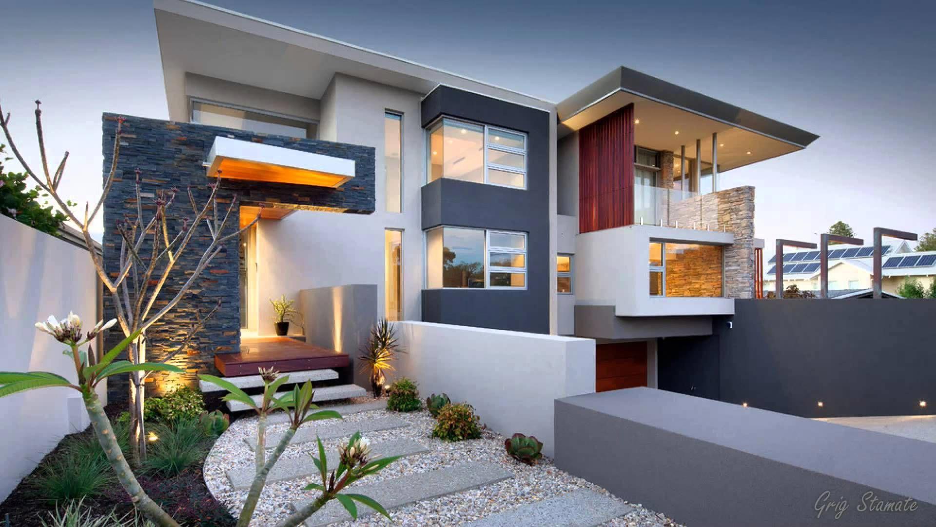 Stunning Ultra Modern House Designs Modernhomedesign Contemporary House Design Modern House Plans Beautiful Modern Homes