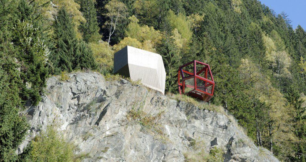 MOOS IM PASSEIER by werner tscholl architekt