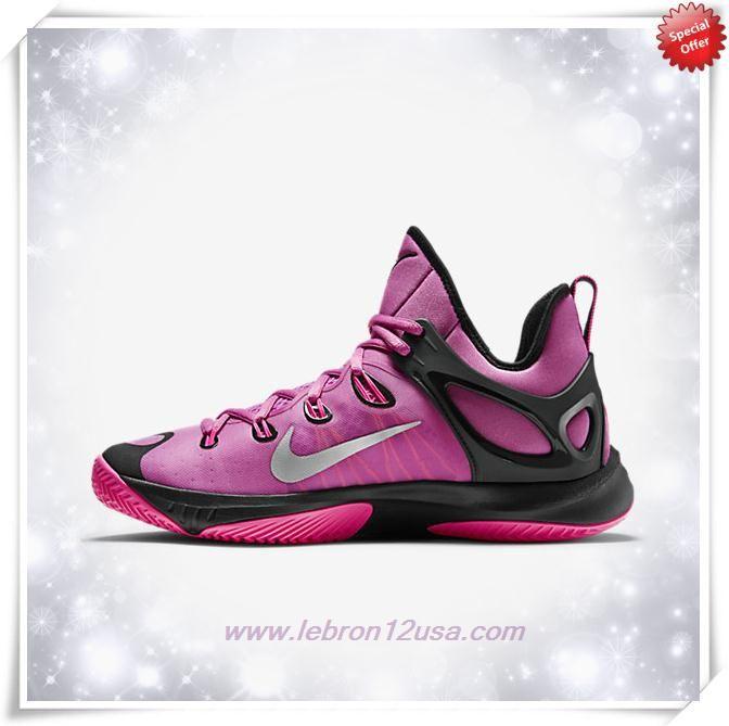 promo code a8a0f 7c646 Pinkfire Ii Hyper Pink Black Metallic Silver 705370-606