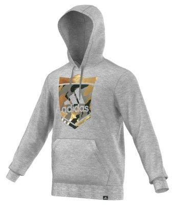 Adidas Crown Logo Hoodie Man