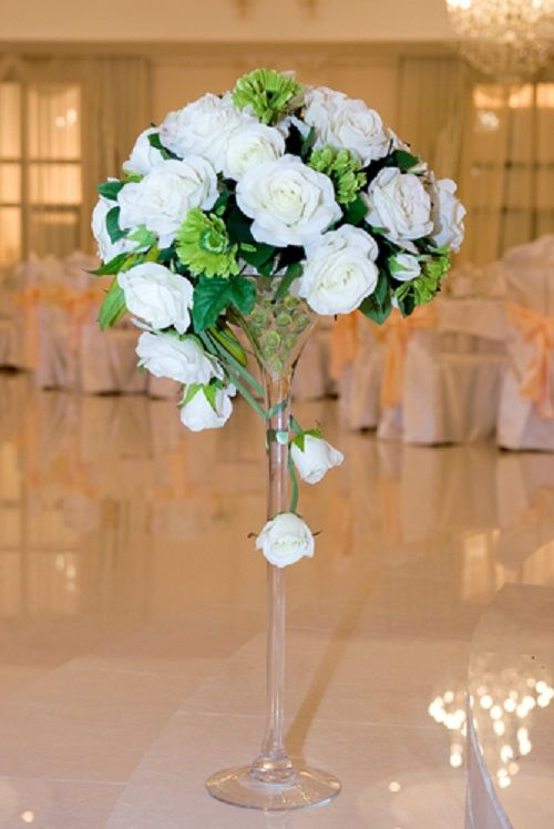 Tall Vases For Wedding Centerpieces For Affordable Budget