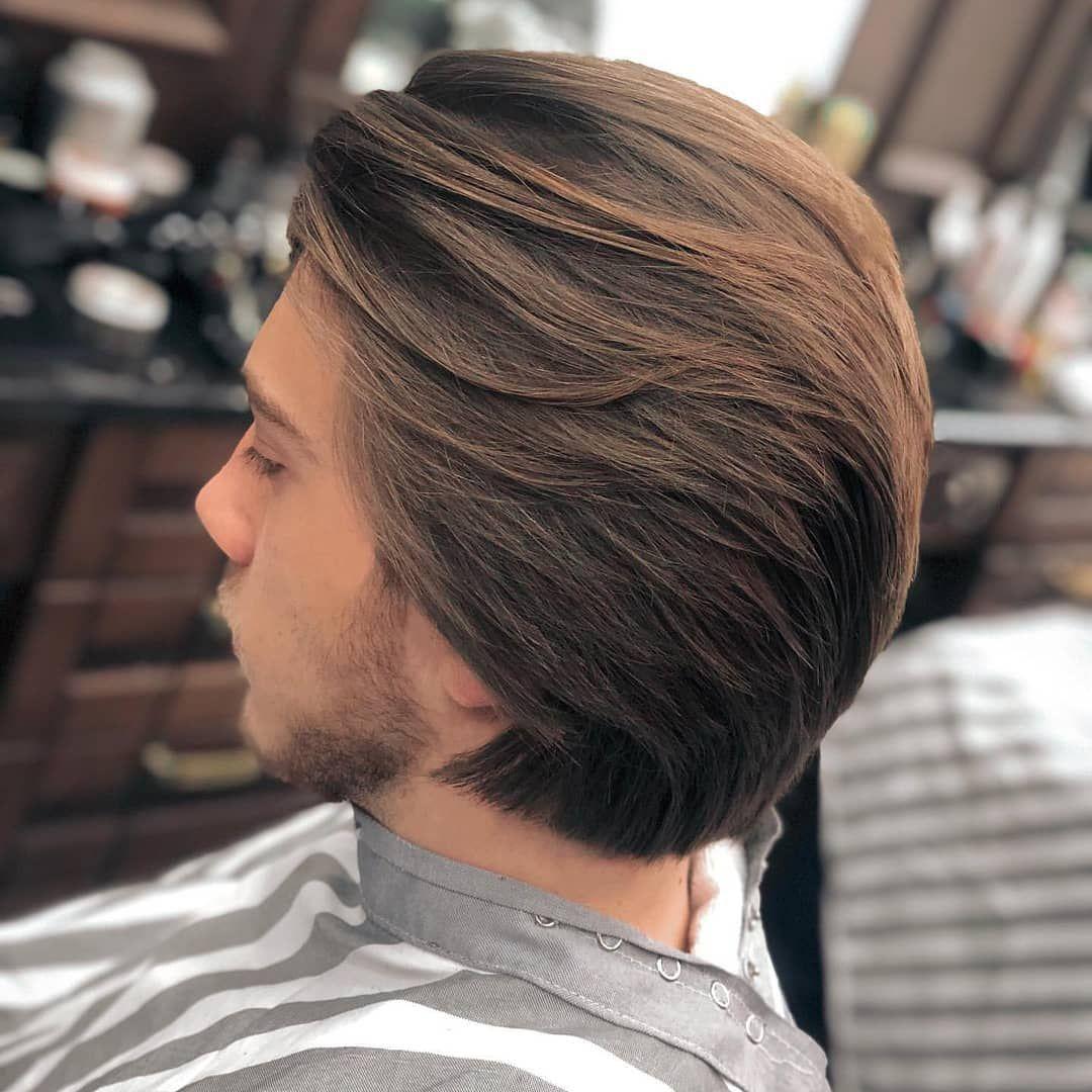 Men S Hair Haircuts Fade Haircuts Short Medium Long Buzzed Side Part Long Top Short Sides Hair Long Hair Styles Long Hair Styles Men Mens Hairstyles
