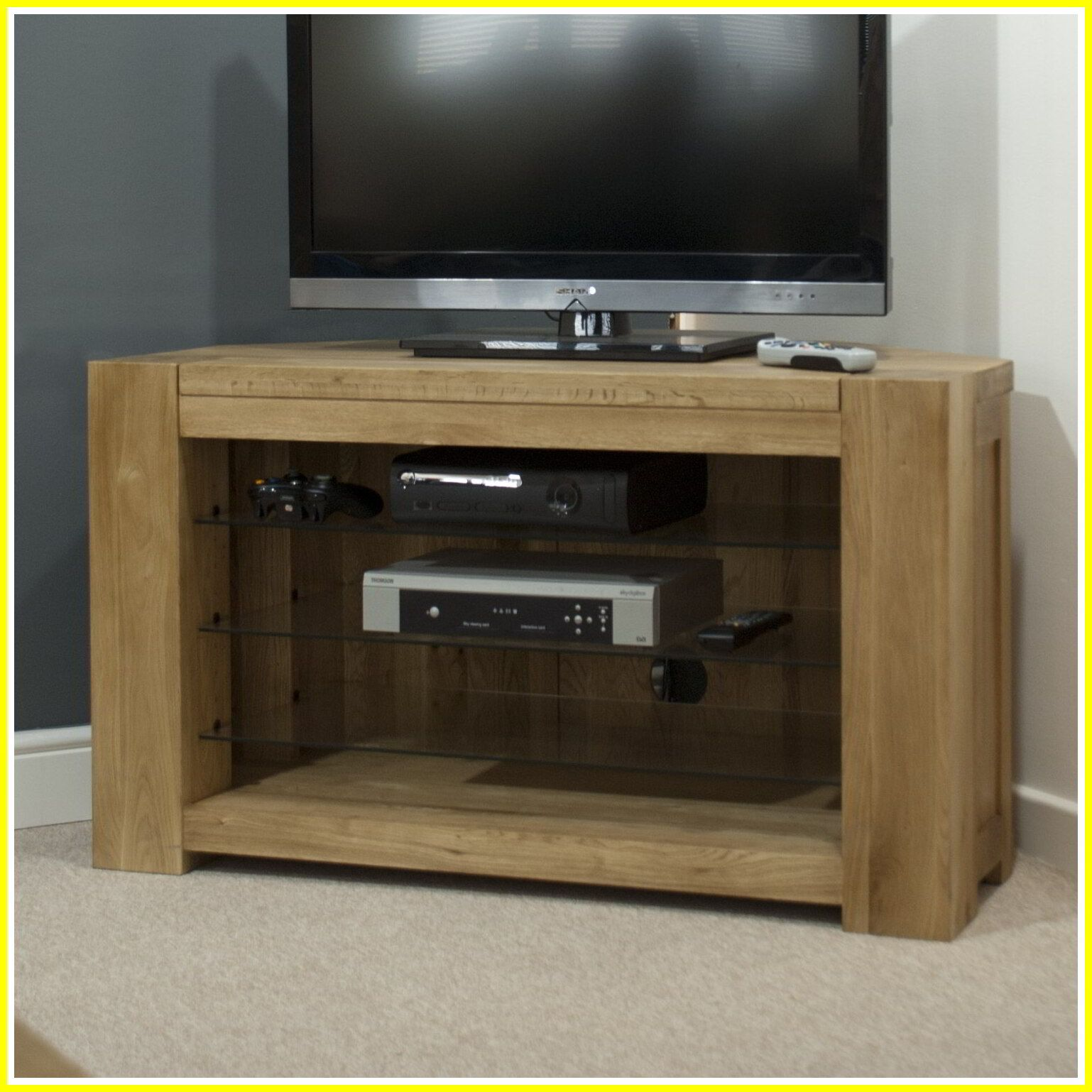 108 Reference Of Tv Stand Corner Contemporary Oak Corner Tv Unit Wooden Corner Tv Stand Corner Tv Unit