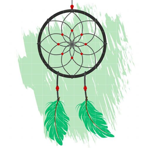 Dream Catcher 10 - Quarter Clipart | All about Ally ...