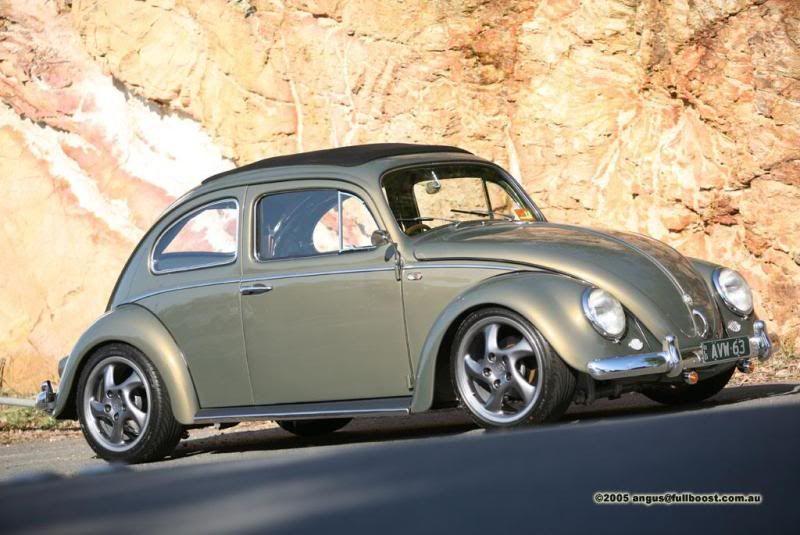 VW PORSCHE Wheels