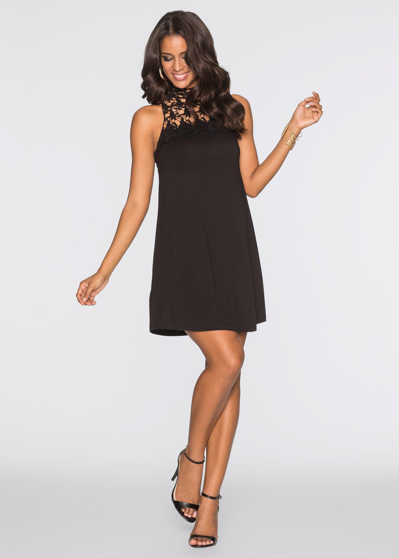 Kleid schwarz - BODYFLIRT boutique jetzt im Online Shop von