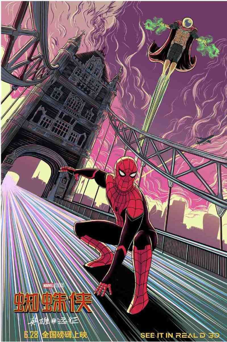 [Film Review] SpiderMan Far from Home (2019)