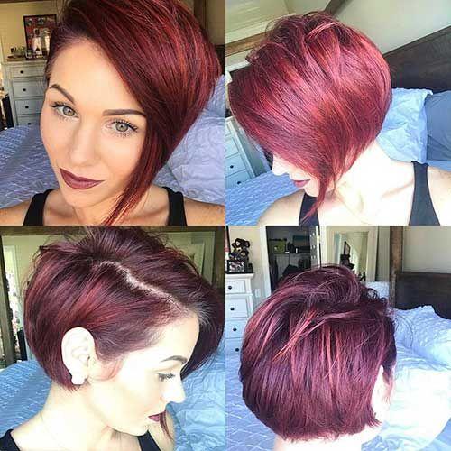 8 Short Red Hair 20170343765 Jpg 500 500 Kurze Rote Haare Kurze Haarfarbe Haar Ideen