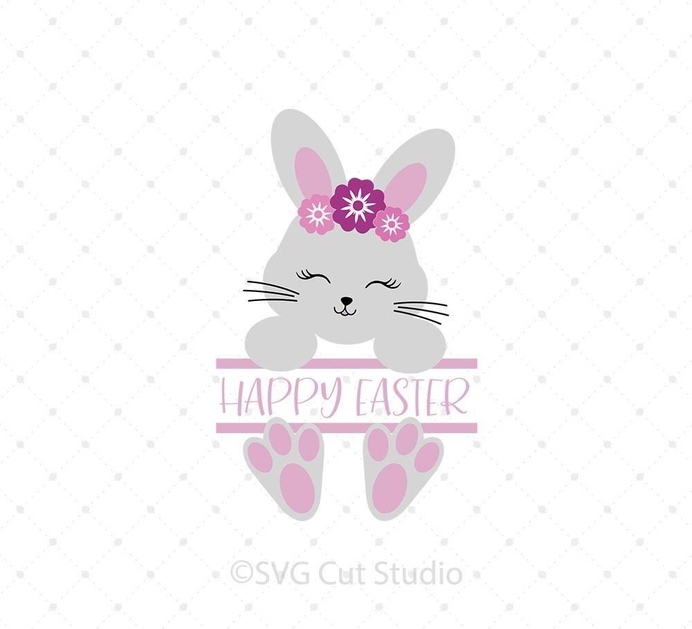 Easter Egg Basket SVG, DXF, EPS Cut Files Scalable Vector