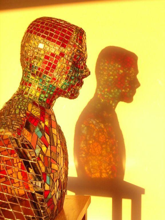 "Saatchi Online Artist: Marco Cannone; Mixed Media, 2008, Sculpture ""PROFONDO"""