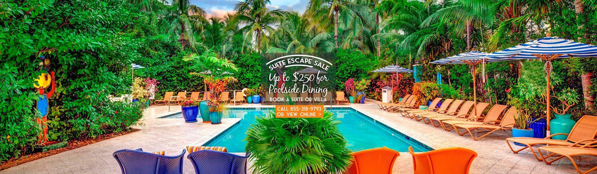 Parrot Key Hotel and Resort 2801 N Roosevelt Blvd, Key West, FL 33040 From: $250