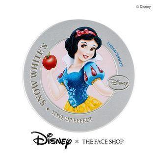 #YesStyle - #The Face Shop The Face Shop - Disney Princess Snow WhiteTone Up Cushion (#03 Pink) 15g 15g - AdoreWe.com