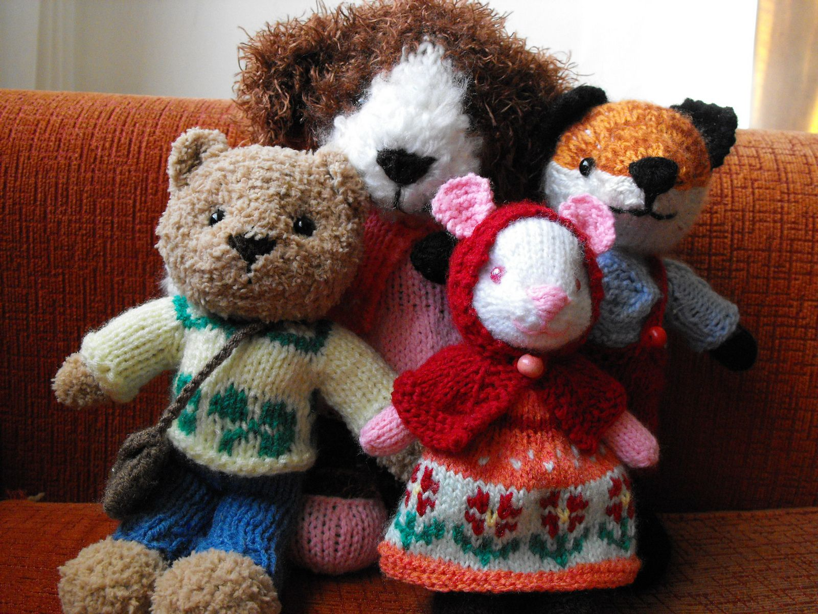 Ravelry: Animalitos Tricot by Irene Kiss | Threads Knit | Pinterest ...