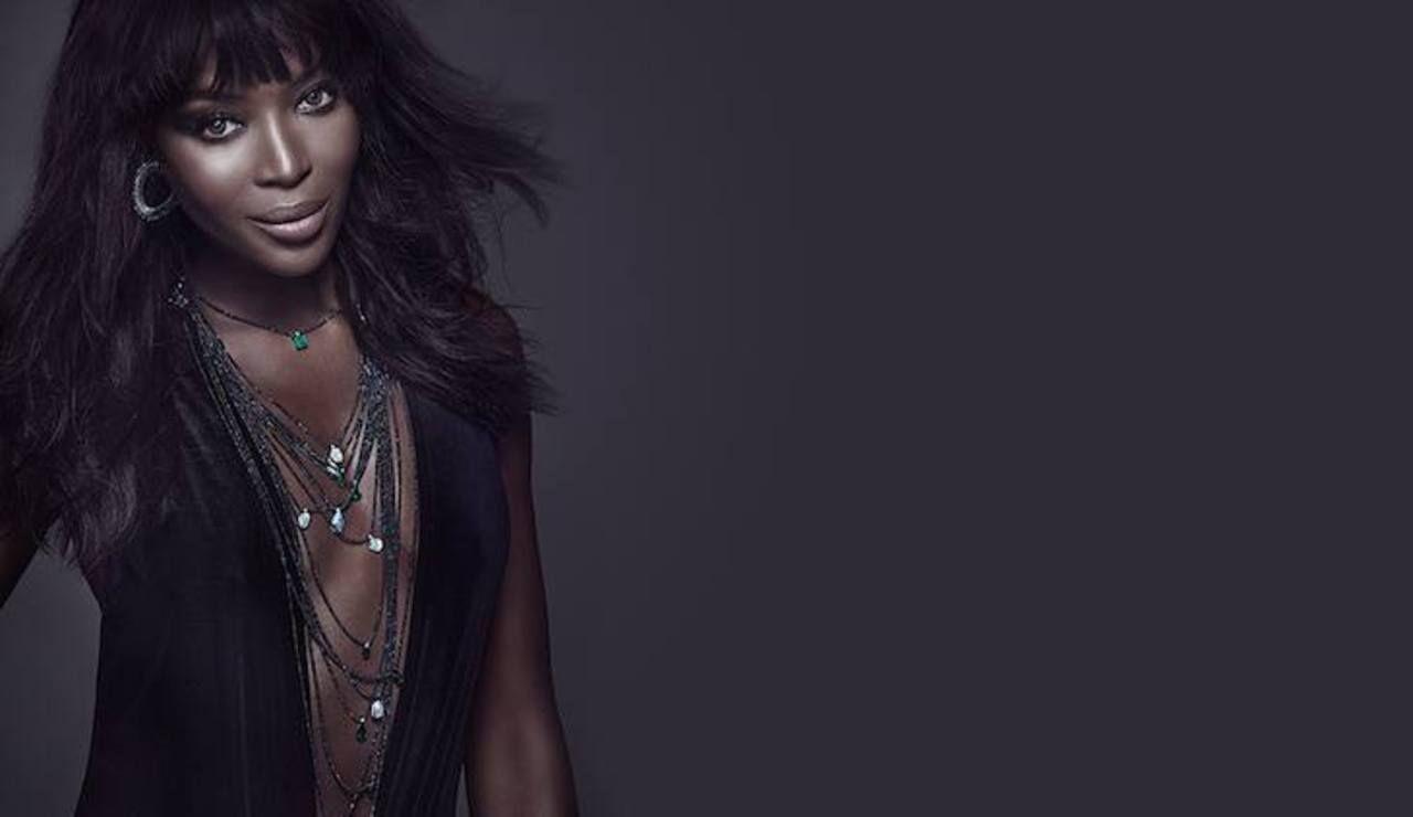 Naomi Campbell imagen de la nueva campaña de joyas de Silvia Furmanovich http://www.estendencia.es/complementos/naomi-campbell-imagen-de-la-nueva-campana-de-joyas-de-silvia-furmanovich/