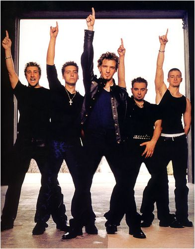 Whoa Justin What Are You Doin On The Side Lines Over There Nsync Joey Fatone Boy Bands