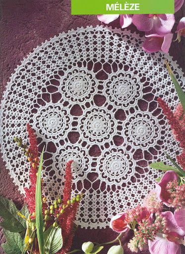 Creation Crochet 17 - Cenira Ávila - Álbuns da web do Picasa