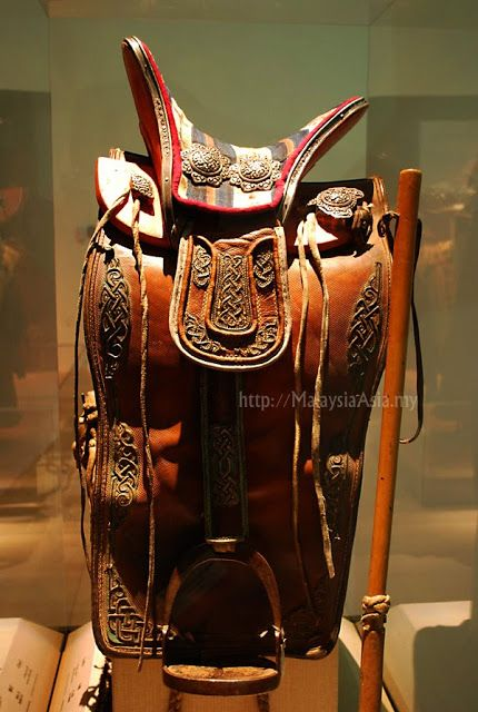 Genghis Khan Exhibition at ArtScience Museum Singapore ~ Malaysia Asia