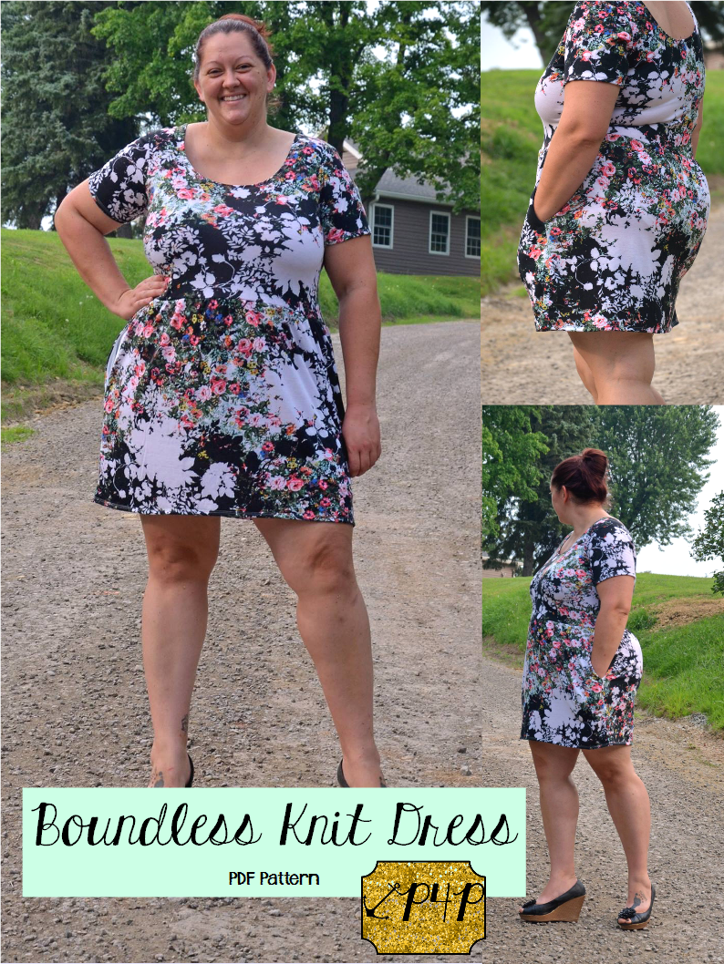Boundless Knit Dress Knit Dress Knit Dress Pattern Sewing Dresses