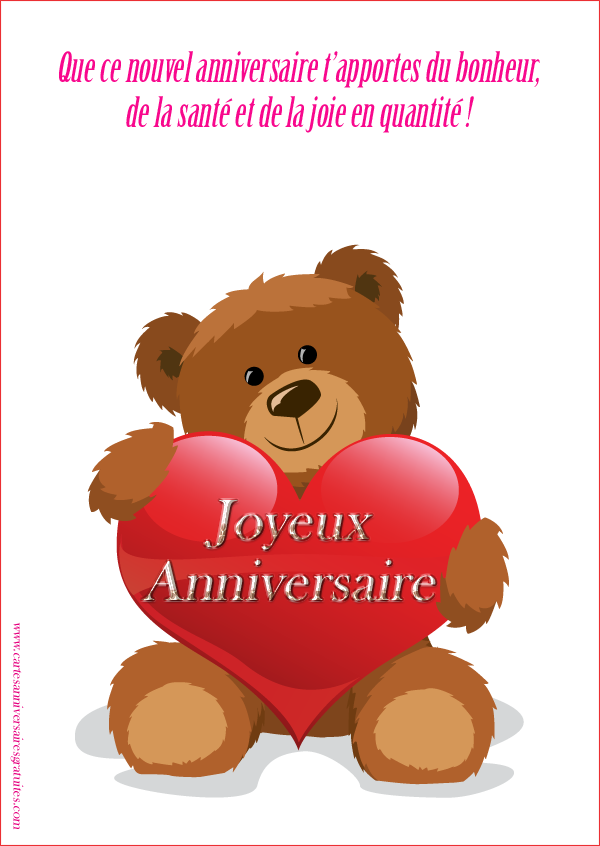 Epingle Par Ziyani Souad Sur كلمات Pinterest Birthday Cards