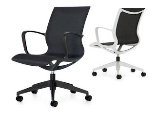 Merveilleux Global Total Office Solar Chairs