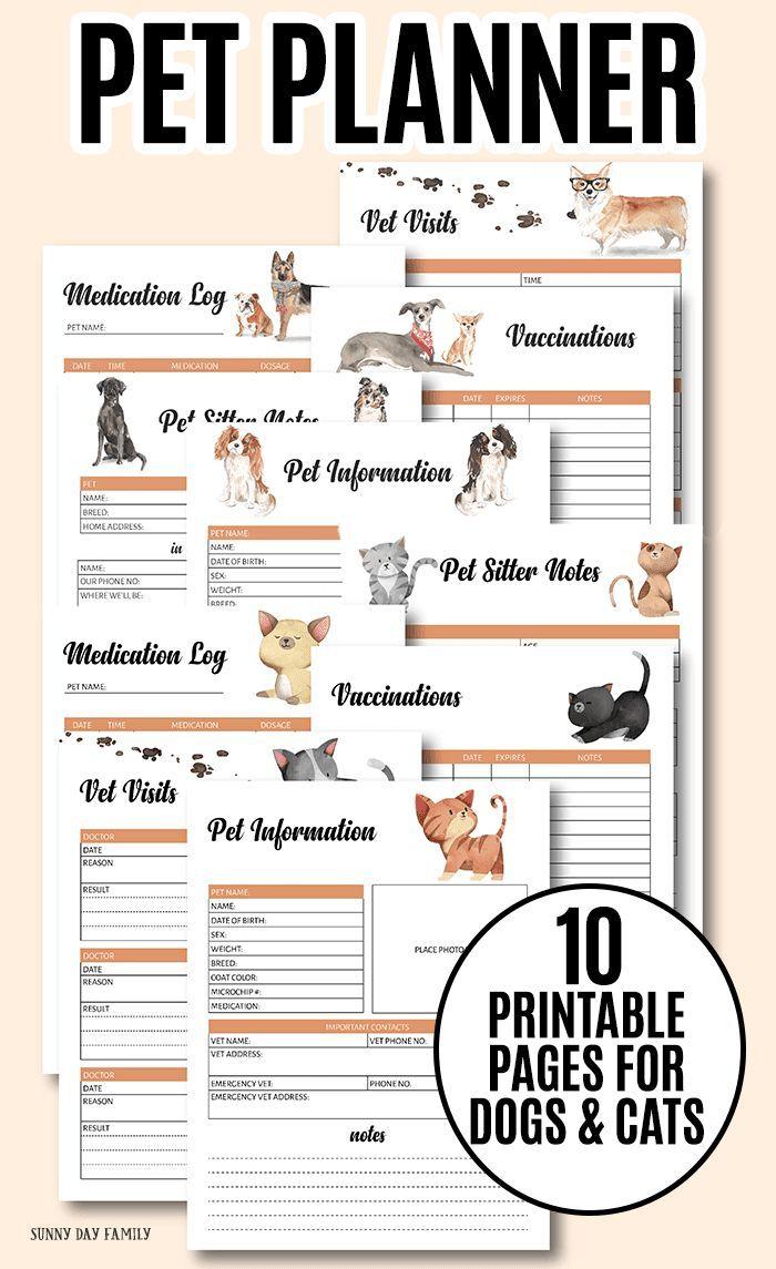 Pet Dogs Care Pet Accessories In 2020 Pet Care Printables Pet Medications Pet Care Tips