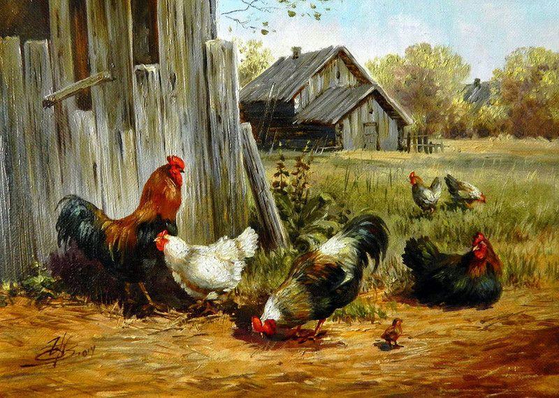 Советская агрофирма, реконструкция, птицефабрика