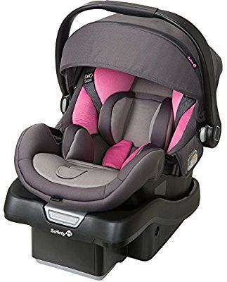 Amazon Safety 1st Onboard 35 Air 360 Infant Car Seat Blush Pink HX Baby